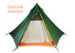 Nigor WickiUp 3 tent groen